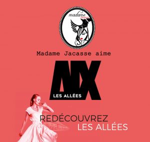 madame jacasse aime les allees
